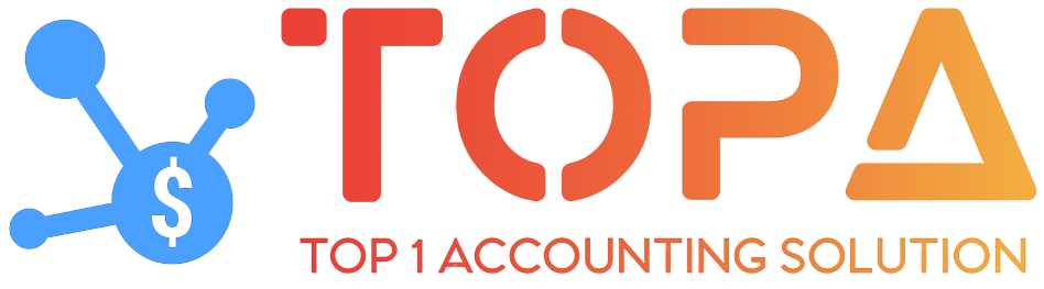 Logo TOPA - Top Accounting Solution